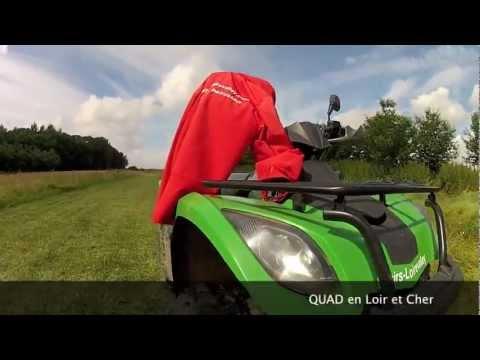 Rando Quad Loisirs Loire Valley