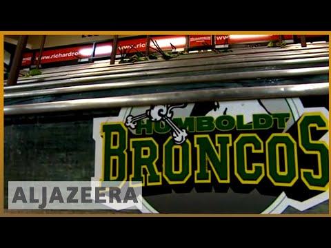 🇨🇦 Canada mourns 15 killed in hockey bus crash | Al Jazeera English