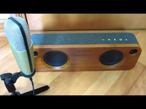 House of Marley Get Together Sound Test