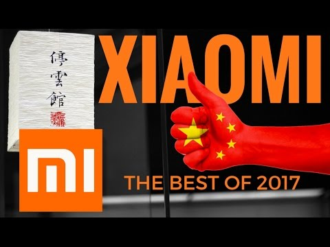 The Best Cheap and Awesome Xiaomi Gadgets of 2017!