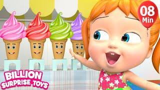 One Little Ice Creams |+More BST Kids Songs & Nursery Rhymes