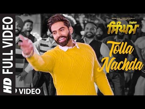 SINGHAM: Tolla Nachda | Goldy Desi Crew |