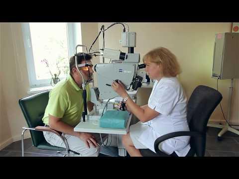 Гимнастика при близорукости и катаракте