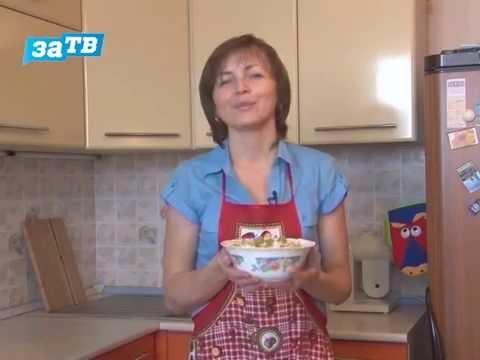 Завтракаем вместе - Салат «Иришка»