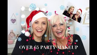 Over 65 Party Makeup.....Well Any Age Makeup Really