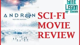 ANDRON  THE BLACK LABYRINTH  2015 Alec Baldwin   SciFi Movie Review