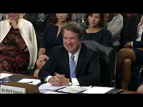 Sen. Cruz Questions Judge Kavanaugh at the Third Day of Hearings - September 6, 2018