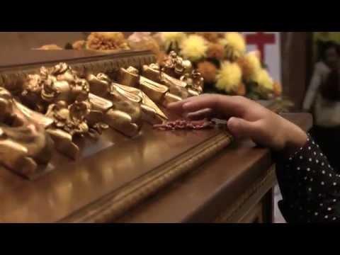 2. október: Prenesenie blahoslaveného dona Álvara do kostola Prelatúry Santa María de la Paz
