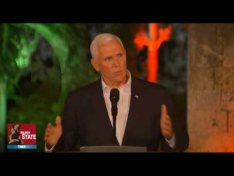 BREAKING: VP Mike Pence Responds to President Donald Trump's comments on Charlottesville Virginia