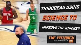 Zion's Knicks future, Mavericks in mayhem and growth of Tom Thibodeau's coaching | The Putback | SNY