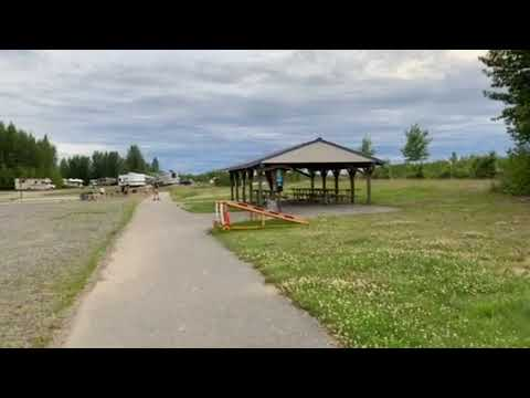 Video Of Susitna Landing Boat Launch & RV Park, AK