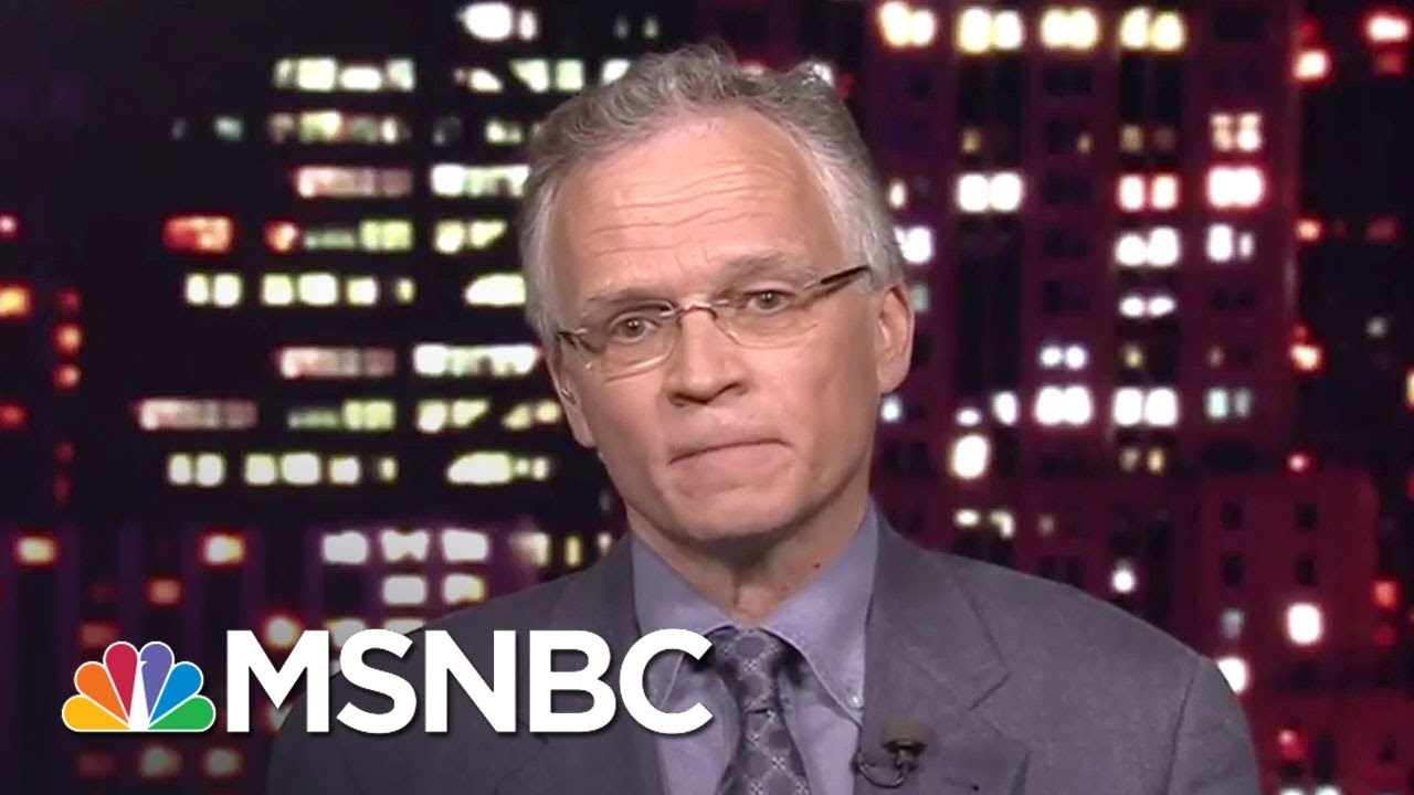 The Comprehensive Timeline Of Donald Trump's History With Russia | The Last Word | MSNBC thumbnail