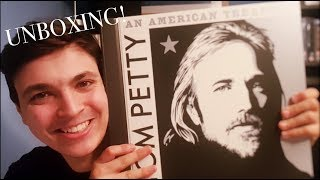 Gambar cover Tom Petty American Treasure Vinyl Box Set