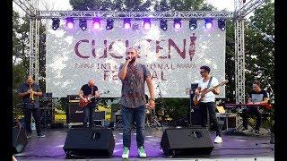 Крутое выступление Alex Calancea Band на фестивале Cucuteni (Moldova, Ivancea, 22.07.2017)