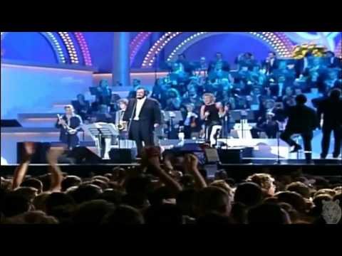 , title : '[VIDEO 3D] Pavarotti & Irene Grandi - Guarda Che Luna. +TESTO'
