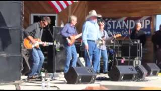 Charlie Daniels Band drinking my baby goodbye..
