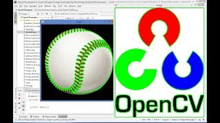 OpenCV Python Tutorial For Beginners 23 - Find and Draw Contours with OpenCV in Python