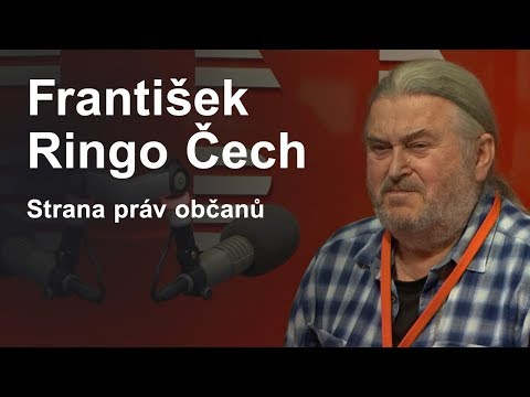 František Ringo Čech (SPO)   Parlamentní volby 2017
