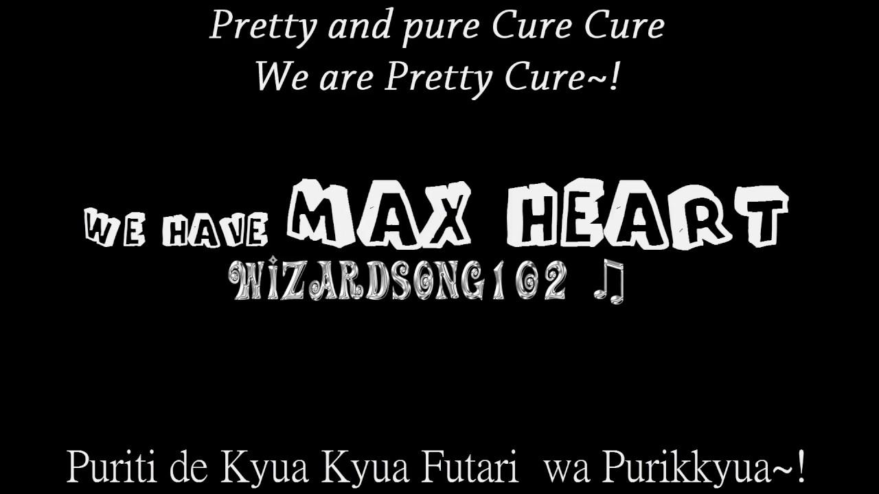 3- Gojo Mayumi - DANZEN! Max Heart (Futari wa Pretty Cure Max Heart) Lyrics Opening . .