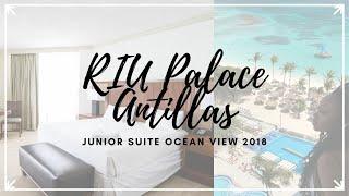 Hotel RIU Palace Aruba Ocean View Tour!