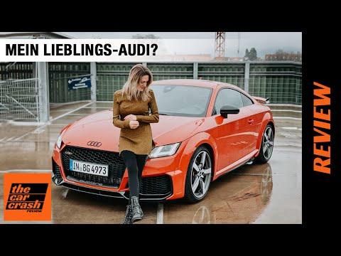 Audi TT RS (400 PS) ❤️ Mein Lieblings-Audi? 🤔 Review | Fahrbericht | Sound | Launch Control | 2021