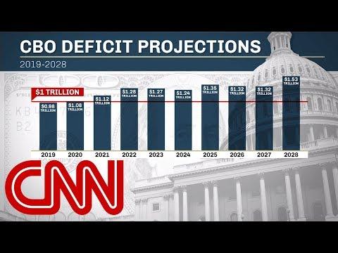 New forecast predicts trillion-dollar deficits