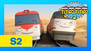 Titipo Opening Theme Song Season 2 l Welcome back Our little train! l TITIPO TITIPO 2