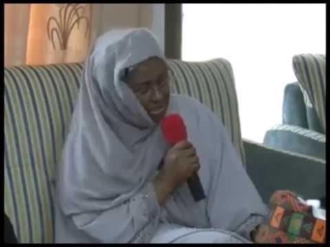 TA'AZIYAR AISHA BUHARI A KANO (Hausa Songs / Hausa Films)
