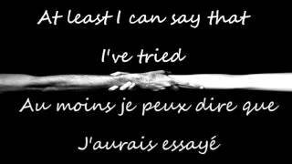 Hello Adele-Lyrics Traduction française