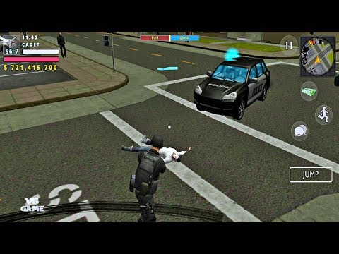 New Car Review | Police Cop Simulator Gang War Android Gameplay