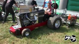 Compact Diesel Garden Pulling Anholt 2019 by MrJo