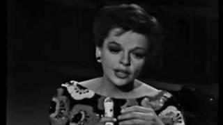 Judy sings Smile