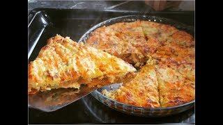 اكلة سريعة للعشاء رووعة صحية ولذيذة جدا وبمكونات اقتصادية ممم????????????