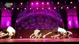 DANCING SUPER STAR 3 By RANJAN NAYAK    WINNER 7 SQUAD CREW MUMBAI