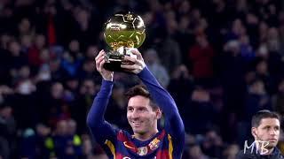 Lionel Messi ● All 6 ICONIC Ballon d