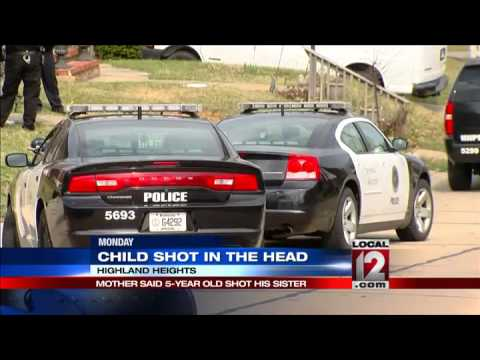 Mother says 5-year-old shot his sister
