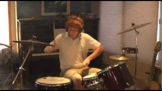 Arctic Monkeys - Dance Little Liar Drum Cover