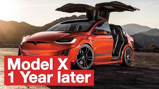 Tesla Model X After 1 Year - Would I Buy Again?