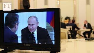 Vladimir Putin: The Full Interview