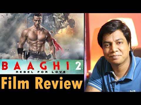 Full movie review | Baaghi 2 | Tiger Shroff | Disha Patani