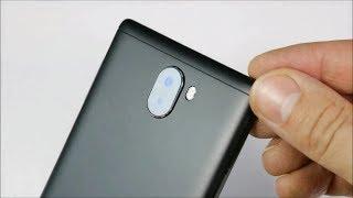 Смартфон LEAGOO KIICAA MIX Black от компании Cthp - видео
