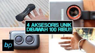 4 AKSESORIS SMARTPHONE TER KEREN & UNIK!!! (Nomer 4 FAIL?) Unboxing & Review INDONESIA | Buka paket - dooclip.me
