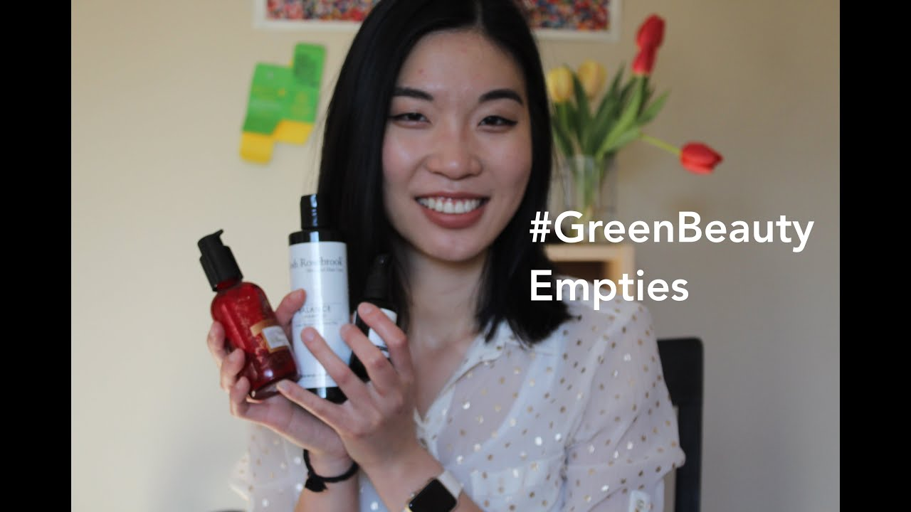 #GreenBeauty Empties #3