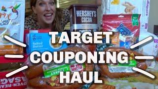 Target Couponing Haul (11/17-11/23/2019)
