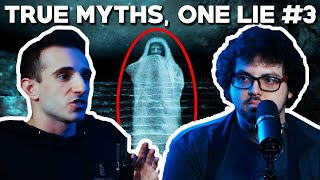 Ghost Stories & The Podcast Falls Apart (TMOL Podcast #3)