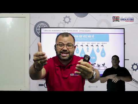 Aula 02 | Crise hídrica mundial e Brasileira - Parte 02 de 03 - ATUALIDADES