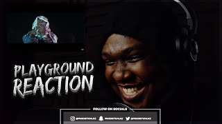 Russ - Playground [Music Video] | GRM Daily (REACTION)