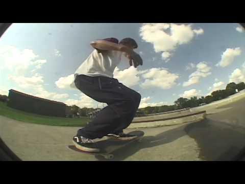 Roach Clip #49: Oneonta Skatepark Montage No. 2