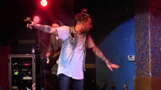 """Jonny Craig- """"I Still Feel Her, Pt.3"""" Live Charlotte,NC 2015"""