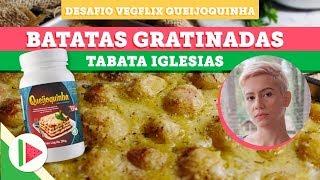 Receita de Batata Gratinada Vegana